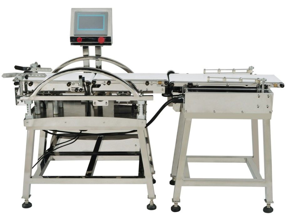 Best quality checkweighers and check weighing machine at VegHands